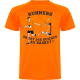 T-Shirt running homme : Runners, on est des quiches au basket !