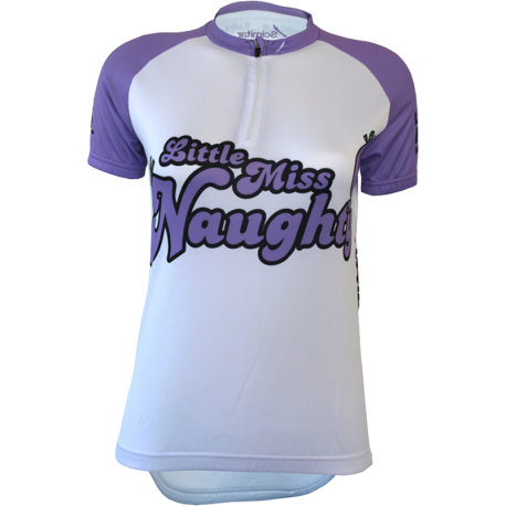 Maillot de Cyclisme Little Miss Naughty (Mme Canaille)