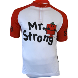 Maillot de Cyclisme Mr Strong