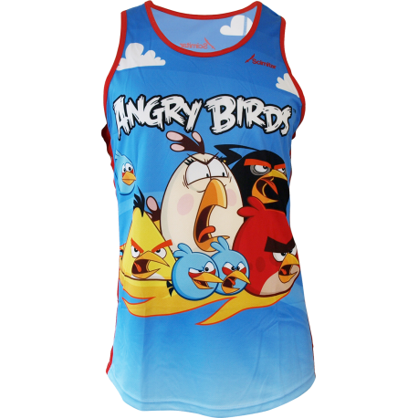 Maillot de Running Angry Birds