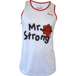 Maillot de Running Mr Strong