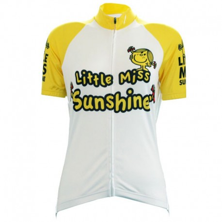 Maillot de Cyclisme Little Miss Sunshine