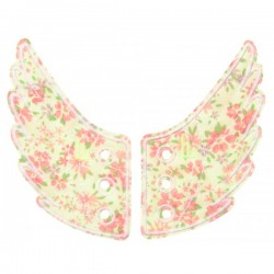"Ailes Shwings ""Foral Pink"""