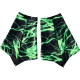Guêtres Trail Rando Dirty Girl Gaiters : Shattered Green