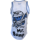Maillot de Running Mr Bump (M. Malchance)