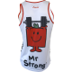 Maillot de Running Mr Strong (M. Costaud)