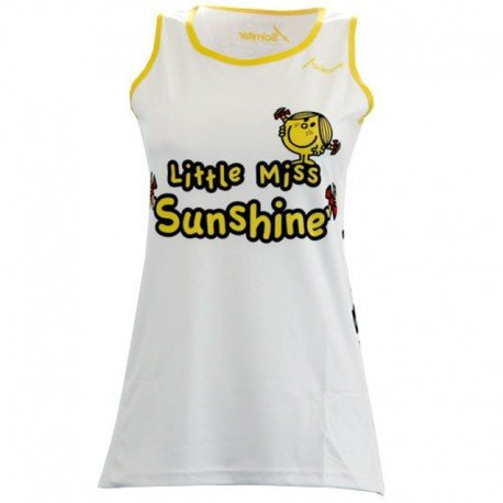 Maillot de Running Little Miss Sunshine Débardeur