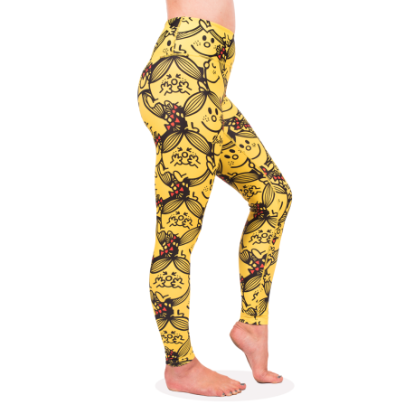 Legging Sport Running Little Miss Sunshine
